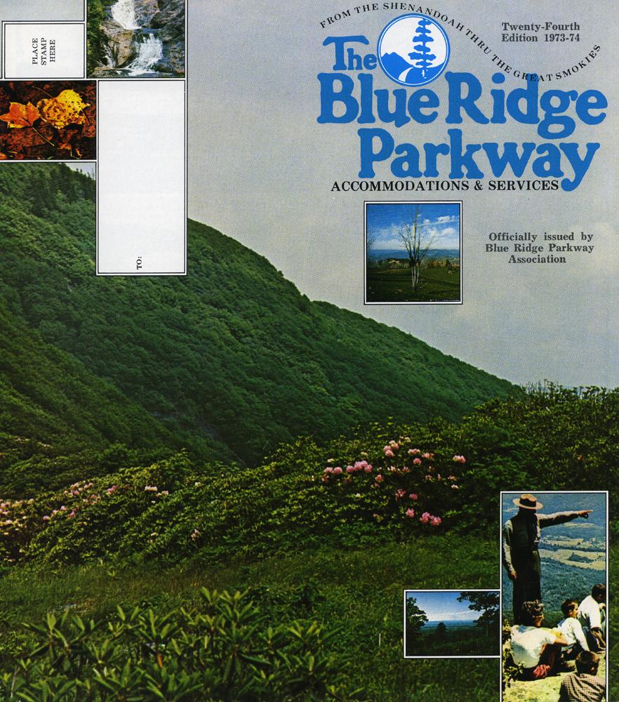 BLUE RIDGE PARKWAY PAMPHLETS