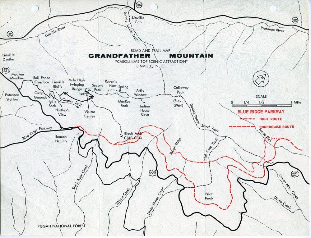 J Alfred Miller maps