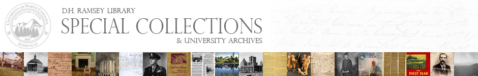 D. H. Ramsey Library Special Collections and University Archives