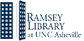 Ramsey Library at UNC Asheville